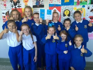 Our Active School Flag Committee