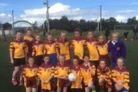 OLOC Girls Football Team