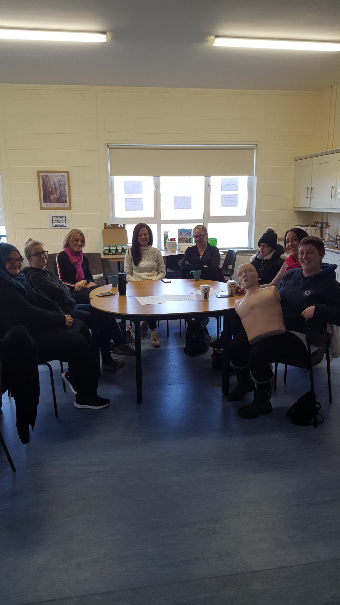 Fab First Aid Classes!