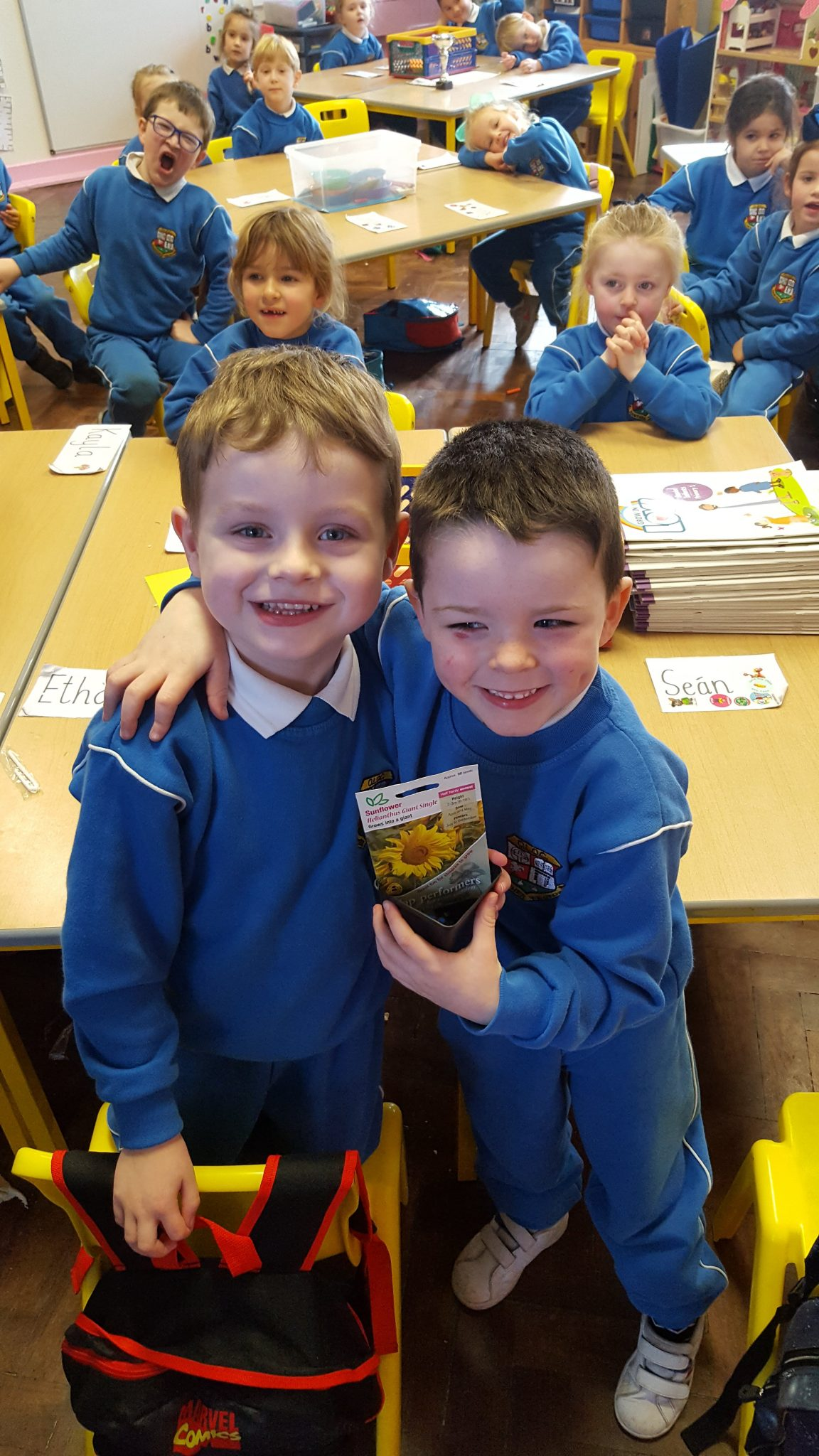 Great Gardeners and Green Fingers!